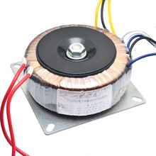 Double transformateur ca 28V 12V simple 12V 200W pour carte de tonalité d'amplifer de préamplifer utilisé(China)
