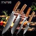 XITUO нож шеф-повара  дамасский нож для костяного ножа  японский vg10  малайзийский кухонный нож  универсальный кухонный нож с рукояткой  Професс...