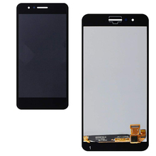 1Pcs Original For LG K9 X210 K8 2018 K9 LCD Touch Screen Digitizer LCD For LG X2 Assembly Replacement Parts Black No/with Frame 1pcs original for lg l80 dual d380