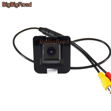 BigBigRoad Wireless Rear View Parking Camera HD Color Image For Mercedes Benz GLK C E S CL Class GLK300 350 S204 S400 S450 W216