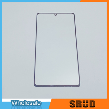 Front Outer Glass For Samsung Galaxy Note 20 Note 20 Ultra LCD Touch Screen Outer Glass Lens Repalce Parts image