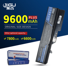 JIGU 7800 мАч аккумулятор для ноутбука Lenovo IdeaPad G460 B470 V470 B570 G470 G560 G570 G770 G780 V300 Z370 Z460 Z470 Z560 Z570 K47