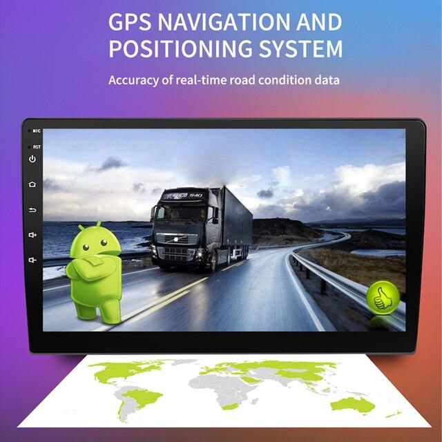 Aftermarket navigation auto radio  for  Mazda Mazda5 2010-2015 2 din Car Radio Multimedia Video Player Navigation GPS Android