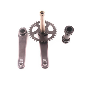 Image 3 - SHIMANO XT M8100 12S MTB Crankset Xe Đạp Bicycle1x12Speed 170mm175mm Deckas 32T 34T 36T 38T BB52 Dưới Chân Đế Pedivela