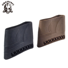 Tactical Shotgun Slip-On Butt Stock Extension Rubber Recoil Pad Rifle Protector For Paintball Airsoft Hunting Accessories