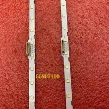 Pcs LED Backlight Para Samsung UE55NU7090U 2 UE55NU7170 UE55NU7172 UE55NU7379U UE55NU7500 UN55NU7175U UN55NU7300U UE55NU7025K