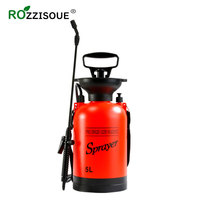 3/5/8L Garden Pressure Sprayer Irrigation Plant Pressure Sprayers Bottle Nozzles Watering Can Pesticide Fertilizer Spray Tool
