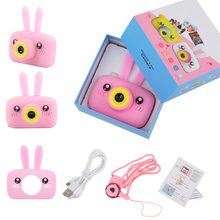 Cartoon Digital Camera Baby Toys Children Creative Educational Toy Photography Training Accessories Birthday Gifts Products