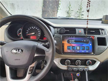 Yulbro Octa core android DVD del coche para kia rio 2012, 2013 de 2014 auto radio multimedia bluetooth navegación gps video IPS pantalla(China)