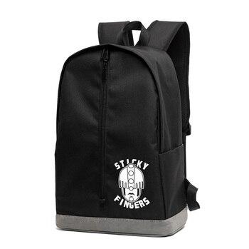 Joseph Bruno schoolbag