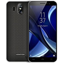 "HOMTOM S16 Smartphone 2GB RAM 16GB ROM 5.5"" 18:9 Full Display MT6580 Quad Core Android 7.0 3000mah 13MP WIFI GPS 3G Mobile Phone(China)"