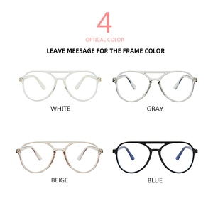 Image 4 - Meeshow TR90 Anti blue Light Glasses frame men women computer eyeglasses blue blocking oversize glasses goggles spectacle frame