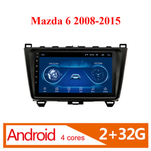 2 din Adroid Car Radio Stereo WIFI GPS Navigation Multimedia Player For Mazda 6 2008 2009 2010 2011 2012 2013 2014 2015 ectwodvd wince 6 0 car multimedia player for mazda 3 2010 2011 2012 2013 2014 2015 2016 car dvd video gps navigation radio