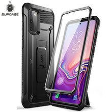 SUPCASE For Samsung Galaxy S20 FE Case (2020 Release) UB Pro Full Body Holster Cover WITH Built in Screen Protector & Kickstand
