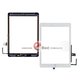 Image 2 - 10Pcs/lot For iPad 9.7 (2018 Version)  6 6th Gen A1893 A1954 Touch Screen Digitizer Glass With Home Button