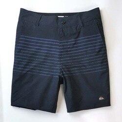 Quiksilver Marca dos homens bolso board shorts elástico workout casa causal calças 2020 recém chegados troncos à prova dwaterproof água de secagem rápida