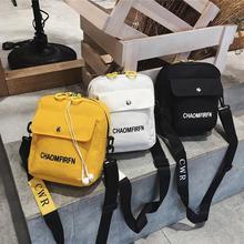 Tote Outdoor Bag Fashion Canvas Women Bag Solid Color Casual Shoulder Bag New Handbag Outdoor Zipper Messenger Bags Main Women стоимость