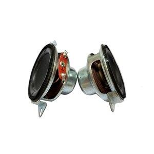 Image 2 - 2pcs 1.5 inch Bookshelf Full Range Speaker 40mm 4 ohm 5W Music Column PU Side 16 core Speakers Horn for USB BT Speaker Sound Bar