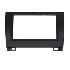 Image 2 - 11 274 Car Radio Fascia For GREAT WALL Hover (Haval) H3 H5 X240 Stereo Double 2 Din Fascia  Frame Dash CD Trim Installation Kit