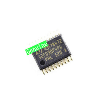 10pcs/lot STM32F030F4P6 TSSOP20 New Original Genuine 10pcs lot zl30111 qfp new original genuine