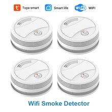 SM05W 4pcs/Lot Smoke Detector…