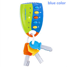 Baby Toy Musical Car Key Toy Smart Remote Car Voices Pretend Play Education Toy kids