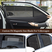 For Volkswagen Golf-mk4/mk5/mk6/mk7 Polo / Magnetic Special Curtain Window SunShades Mesh Shade Blind Fully Covered