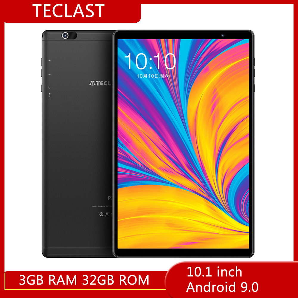 6000mAh Teclast P10HD 10.1 inch 2.5D 4G Phablet Android 9.0 Octa Core...