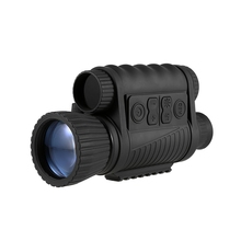 NEW-Infrared Night-Vision Monocular 6X50 Zoom Night-Vision Goggles 350M Distance Night Watching Observation and Digital Ir Hunti