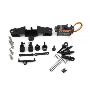 Emax Interceptor FPV RC Car Spare Part B - Steering + Suspension Kit цена 2017