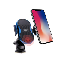 10W/7.5W Car Wireless Charger Infrared Sensor Automatic Induction Car Mount Wireless Charging Pad For QI Supports Phones!