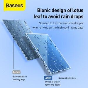 Image 2 - Baseusรถกันฝนตัวแทนกระจกหน้าต่างรถทำความสะอาดรถอุปกรณ์เสริมตัวแทนกันน้ำAnti Rain Autoกระจก100Ml Anit หมอก