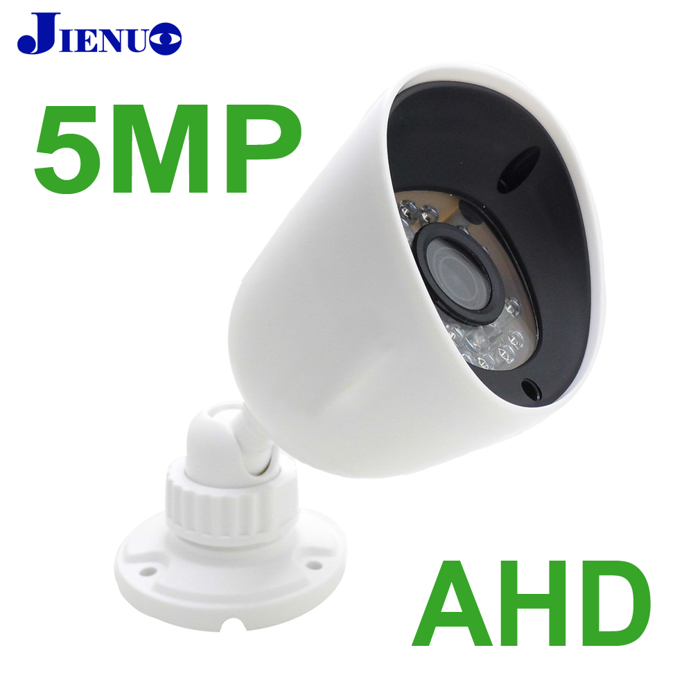AHD Camera 720P 1080P 4MP 5MP Outdoor Waterproof CCTV Security Surveillance High Definition Infrared Night Vision Home 2mp Cam