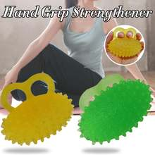 Tpr рукоятки сенсорные шарики Мышцы Массажер массажный шар для