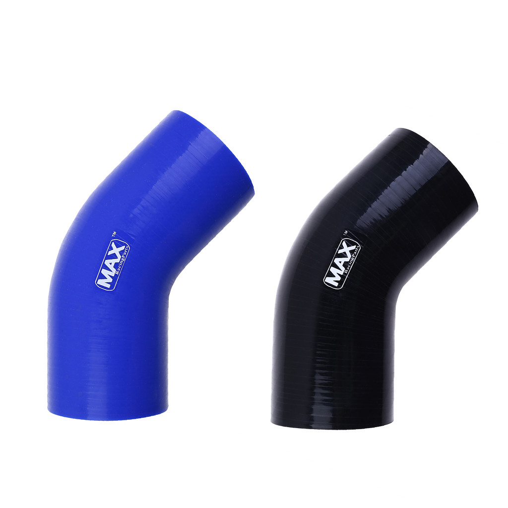 "3.5/"" To 3/"" Silicone Hose//Intake//Intercooler Pipe Coupler BLUE For Mitsubishi"