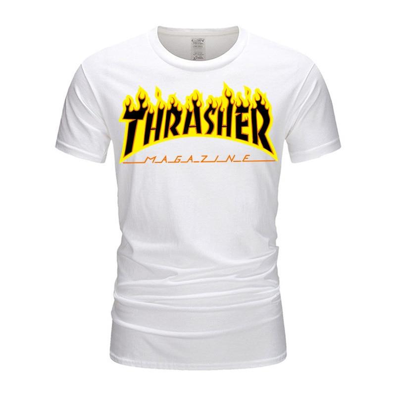 New Summer Dress Men'S T-Shirt, Pure Cotton Cartoon T-Shirt, Large Kaisen Oversized T-Shirt For Women Contortionist