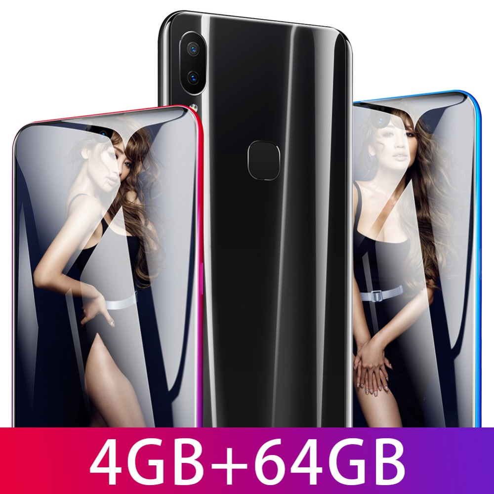 Global Version UMIDIGI A5 PRO Android 9.0 Octa Core 6.3' FHD+ Waterdrop 16MP Triple Camera 4150mAh 4GB RAM 4G Celular Smartphone (2)