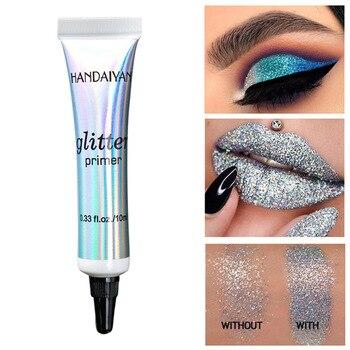 Glitter Primer Eyeshadow Pigment Cream Eye