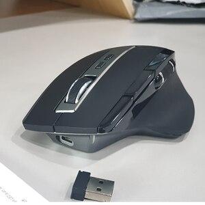 Image 3 - Rapoo souris sans fil, multimode, Rechargeable Bluetooth, 2.4 go, 4 appareils, commutation facile, pour Windows, PC et Android