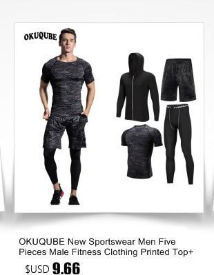 secagem rápida correndo conjuntos de roupas joggers