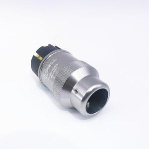 Image 2 - Krell – paire de fiches dalimentation ue plaquée or, connecteurs Audio IEC, pour hi fi AC, pour Audiophile, à monter soi même