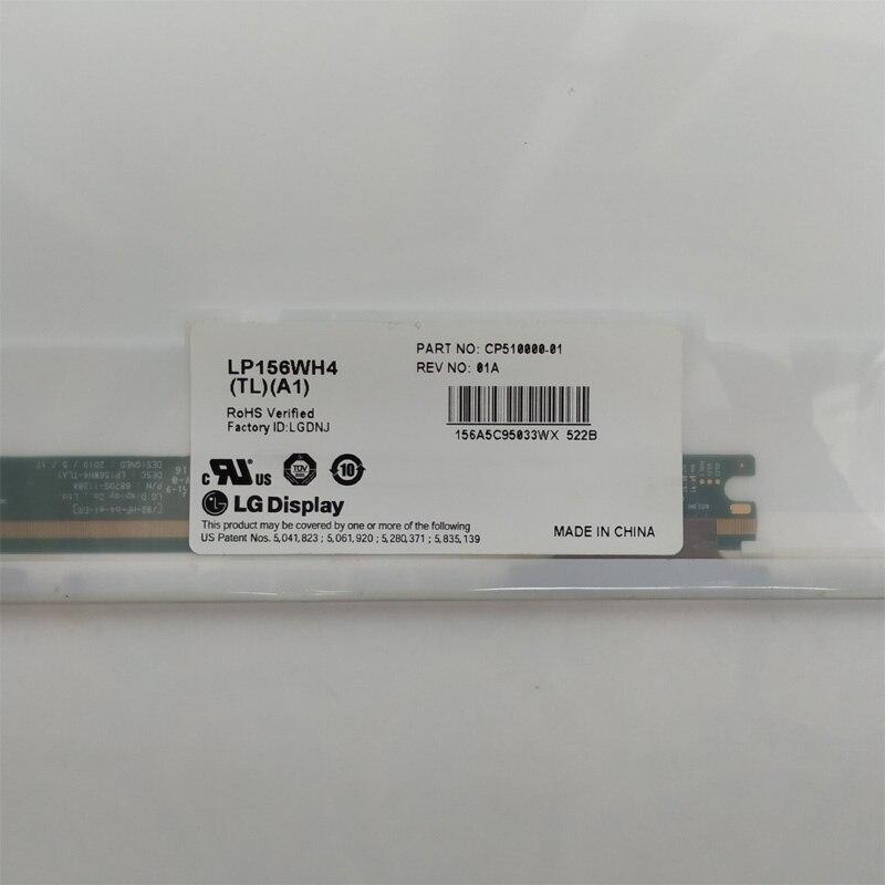 """Schermo LED  Display HD 15.6/""""  TOSHIBA SATELLITE L500-1  per portatile"""