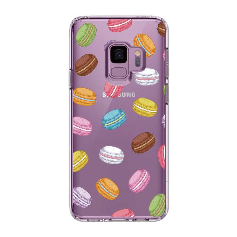 Musim Panas Semangka Nanas Sushi untuk Samsung Galaxy Note 8 9 10 A7 A8 S8 S9 S10 S20 PLUS Soft TPU slim Pelindung Bening Case