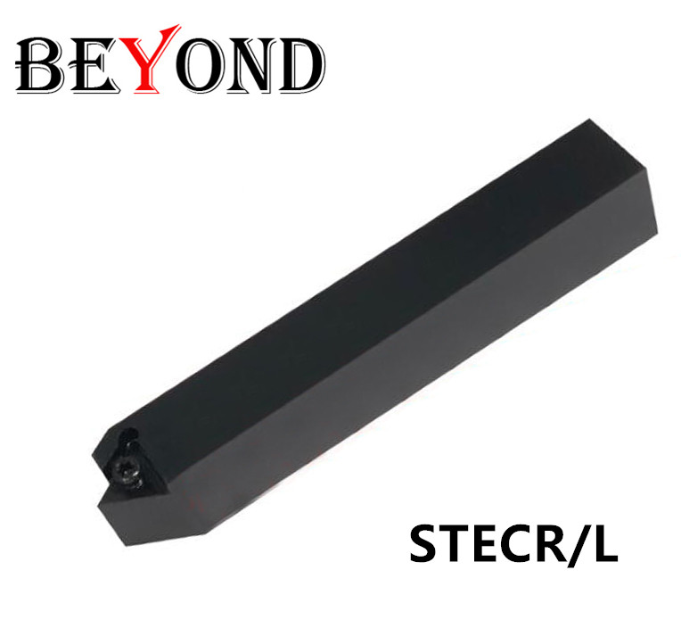 BEYOND 20mm Lathe Turning Tools Cnc External Tool Holder Boring Bar 16mm Carbride Inserts STECL STECR STECR2020K16 STECR2525M16