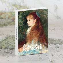 30 Pçs/set Pierre Auguste Renoir Série ins Cartão Postal Cartões Estilo DIY Diário Decoração de Papelaria