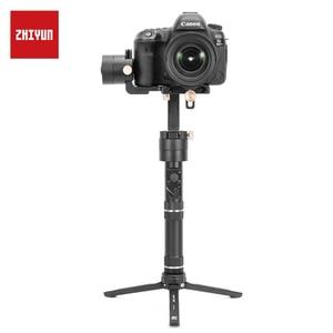 Image 1 - ZHIYUN الرسمية رافعة زائد 3 محور استقرار يده Gimbal 2500g الحمولة ل المرايا DSLR كاميرا دعم بوف وضع VS Crane2