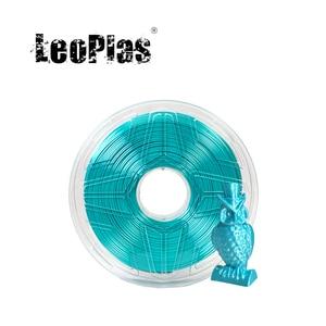 LeoPlas 1kg 1.75mm Shining Met