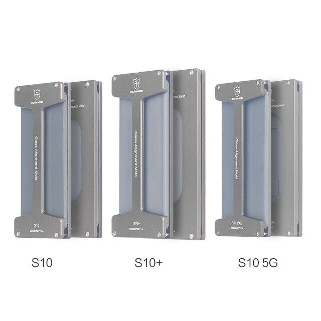 أوكاماستر قالب لد الزجاج أوكا الغراء الترقق استخدام لسامسونج حافة الشاشة جميع نماذج لد إصلاح الشاشة