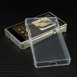 Image 5 - Yumuşak temizle kristal TPU deli kılıf kapak için Iriver Astell & Kern SP2000 ön ekran koruyucu temperli cam