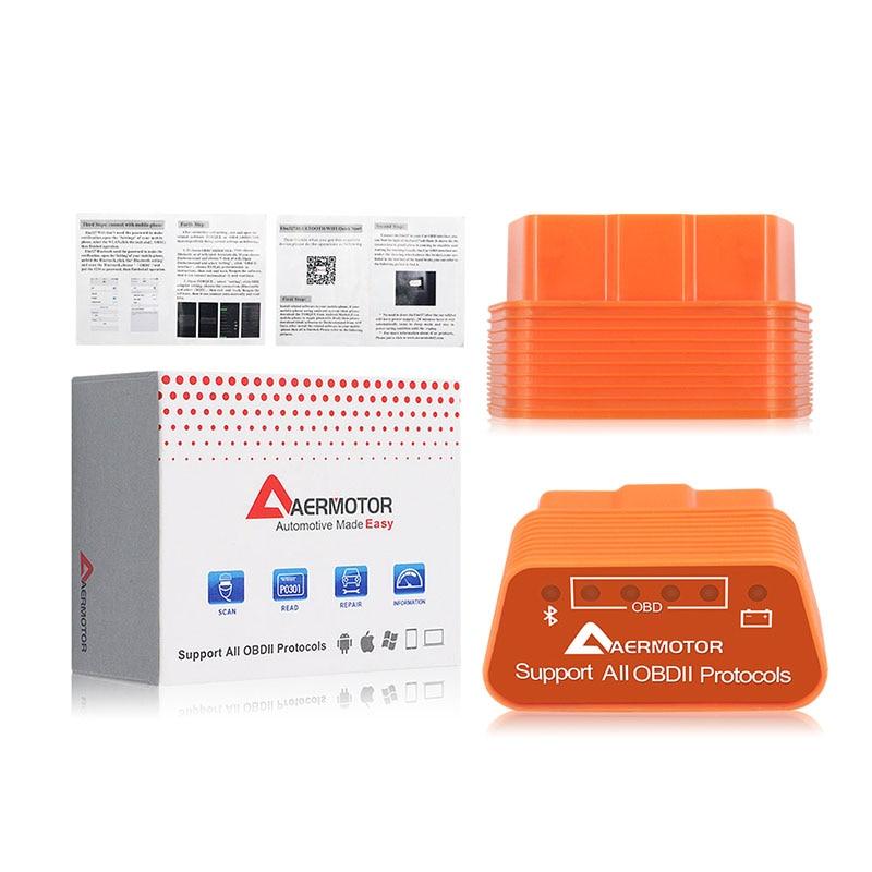 Сканер Viecar ELM327 v2.2 (Bluetooth 4.0) купить в магазине ELMSCAN.RU